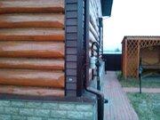 Дом из рубленного бревна под ключ, д. Черная Грязь Калужская область - Фото 2