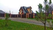 3-х ур. Коттедж, ш. Симферопольское, 32 км. от МКАД, Прохорово - Фото 1