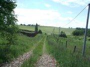 Продается участок 10 с. в СНТ вблизи с. Ольгово, 50 км от МКАД - Фото 1