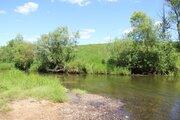Доступный участок рядом с лесом и рекой