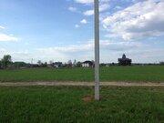 Участок 10 соток в деревне Юрьевское - Фото 4
