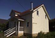 Новый дом в поселке Икша, ул.Дубрава - Фото 1
