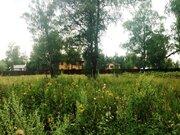 Земельный участок 12,5 соток д. Перхурово Чеховский район - Фото 4