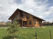 Продается дом из клееного бруса с видом на Круглое Озеро - Фото 2