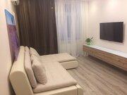 2-комнатная квартира с евро-ремонтом