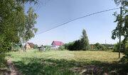 Участок 9 соток в деревне Любучаны (Шарапово), Чеховский район - Фото 1