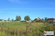 Участок 15сот с газом в деревне Клишино - Фото 4