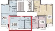 Продается 2х комнатная квартира 9-я северная линия 15 - Фото 1
