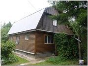 Уютная дача 150 м из натурального дерева в ДНТ Рузаево !