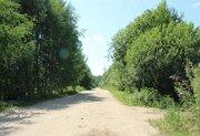 Участок на берегу р. Волга, с лесным массивом, д. Коровино. - Фото 4