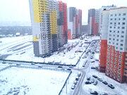 Видовая 3-х комнатная квартира на 15 этаже - Фото 1