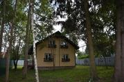 Дом 135 кв.м, Участок 10 сот. , Пятницкое ш, 59 км. от МКАД.