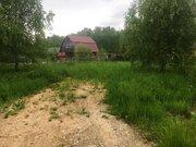 Земельный участок 10 соток с газом - Фото 1