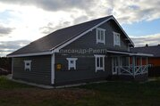 Дом Новый дом с гаражом на участке 12 соток. 63 км от МКАД по Калужско - Фото 4