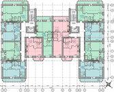 1 670 000 Руб., Купить квартиру в Жилом доме на Моховой, Купить квартиру в новостройке от застройщика в Ярославле, ID объекта - 325151262 - Фото 45