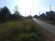 Продается земельный участок в д. Каменное Тяжино.