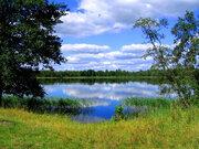 Участок 8 соток вблизи озера Горьковское ш. 55 км. Павлово- Посадский - Фото 4