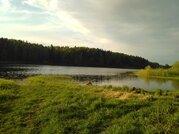 Участок 8 соток в д.Ваюхино Рузский район на берегу водохранилища - Фото 3