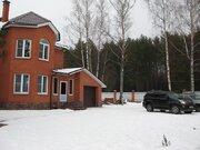 Качественный дом ПМЖ, все коммуникации, в окружение леса. д. Воробьи - Фото 4