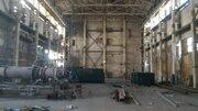 Производственное помещение 1380м2 кран-балка 10тонн