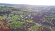 Участки в охраняемом коттеджном поселке в окружении леса - Фото 5