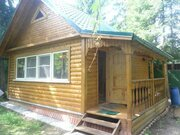 Продается дом + баня на 30 сотках земли в лесу. - Фото 3