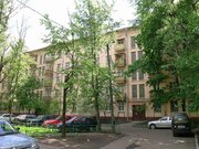 Трехкомнатная квартира у метро Академическая - Фото 1