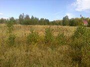 Срочно продается зем.участок в д. Беляная гора, Рузский р. - Фото 1