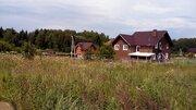 Участок 11 сот.для дачного строительства в д.Сергеевка, Солнечногорск - Фото 3