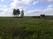 Земельный участок в деревне Свистуха Дмитровского района - Фото 2
