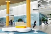 Офис с отделкой в новом Бизнес центре класса «А», ЦАО, 29 000 м2 - Фото 2