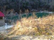 Участок с водоемом 42 сотки поселок Южный Туапсе - Фото 4