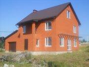 Дом (кирпич) в коттеджном поселке рядом с г.Чехов - Фото 2
