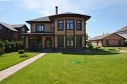 Новый меблированный дом 380 кв.м, к нему баня и гараж на 2 а/м с . - Фото 2