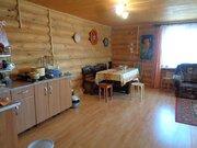 Бревенчатый дом на участке 20 соток в Сергиево-Посадском районе - Фото 4