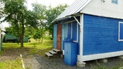 Дом 50 кв.м на участке 12 соток с рыбалкой В деревне возле п.Михнево - Фото 1