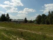 Участок 15 соток в д. Антропово Чеховский район, ЛПХ - Фото 2