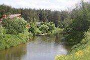 Участок на берегу реки Киржач в деревне Лисицыно - Фото 1