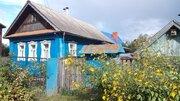 Продам 1эт. бревенчатый дом, пер.Лесной, газ в доме - Фото 1