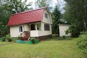 Дом в садовом товариществе, 11 соток, 35 км от МКАД Чеховский район - Фото 1