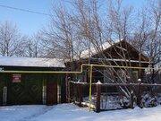 Добротный дом с большим участком, п. Рассоха, 18 км от Екатеринбурга - Фото 1