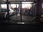 Отдельно огороженное машиноместо в отапливаемом паркинге, Продажа гаражей в Москве, ID объекта - 400045983 - Фото 2