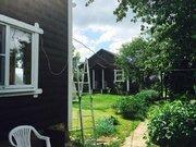 Продаю дом 96 кв.м, для круглогодичного проживания.Чехов,50 км от мка - Фото 2