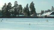 Уч. Мележи земля на краю деревни газ перед участком с сосновым лесом - Фото 5