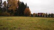 Участок 15-ть соток (ИЖС) с.Озерецкое 21 км от МКАД у леса - Фото 1