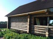 Дом новый бревенчатый на участке 15 соток - Фото 3