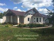 Коттедж, Новорязанское ш, 110 км от МКАД, Акатьево с. Коттедж (дом ) . - Фото 1