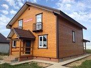 Выставлен на продажу двухэтажный дом из бруса 172кв. м