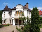 Дом600 кв. м,  21 сот, Калужское шоссе,  29 км,  Лесное .