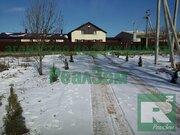 Земельный участок 10 соток в Калужской области деревне Тимашово ПМЖ - Фото 3